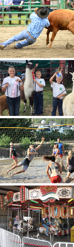 The Dundy County Fair Experience — It Happens Because of Generous Support from Individuals and Businesses Like You!